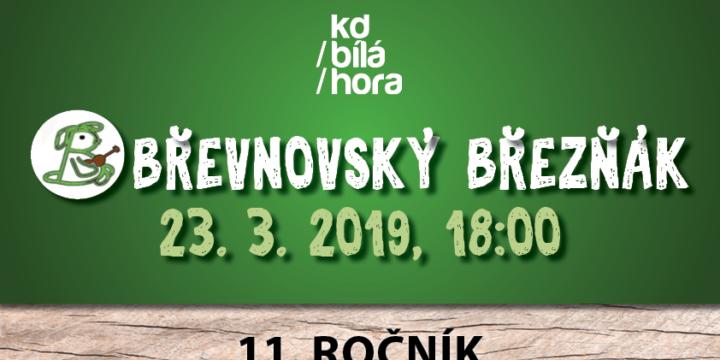 Březnový festival Břevnovský Březňák je tu!