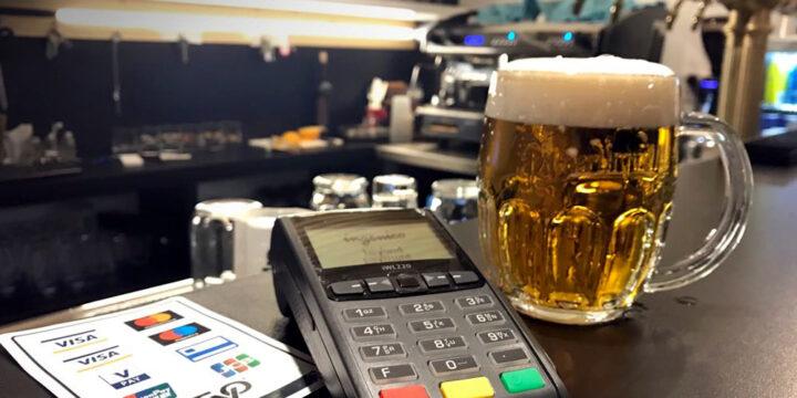 Novinka v hospůdce KD Bílá Hora – Přijímáme platby kartou!